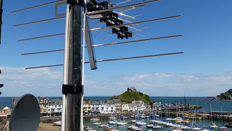 tv aerials ilfracombe north devon